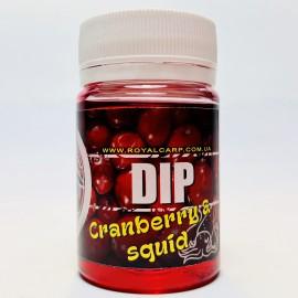 Дип Cranberry & Squid (Клюква&кальмар)